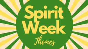 Spirit Week Themes