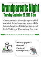 Grandparent's Night