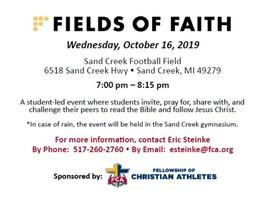 Fields of Faith