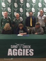 Nich Forche Signs with Spring Arbor University