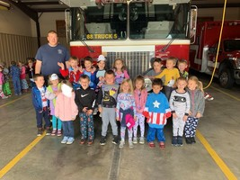 Field Trip to Madison Fire Department
