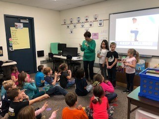 "This week Mrs. Strang was at Ruth McGregor Elementary presenting OK2Say.  OK2Say is a Student Safety Program from the Attorney General.  Each class was taught the ""3 Keeps"" of internet safety.  They are the following: •	I keep safe my personal information. •	I keep away from internet strangers. •	I keep telling a trusted adult about anything that makes me feel uncomfortable. She also covered the difference between mean/rude behavior and bullying.  Remember bullying is an unkind act or words that are done over and over again after being asked to stop.  Bullying can also be done online which is called Cyber Bullying.  Older students were encouraged to download the free ReThink app onto their cellphones or tablets.  This app recognizes unkind things that a child might text to someone and a message will occur that will ask the student if they really do want to send the message.  Research has showed that 90% of students will choose not to send the unkind message when they were asked if they really wanted to send.   The last part of Mrs. Strang's presentation for older students was sharing the OK2Say app.  This was created to encourage students to report threatening behavior before it occurs.  This tool empowers students to share and respond to student safety threats.  If you have any further questions visit ok2say.com."